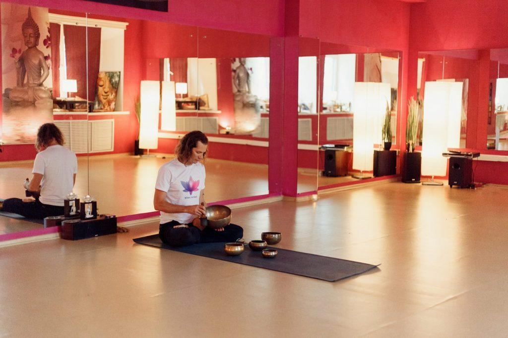 Йога персональные занятия